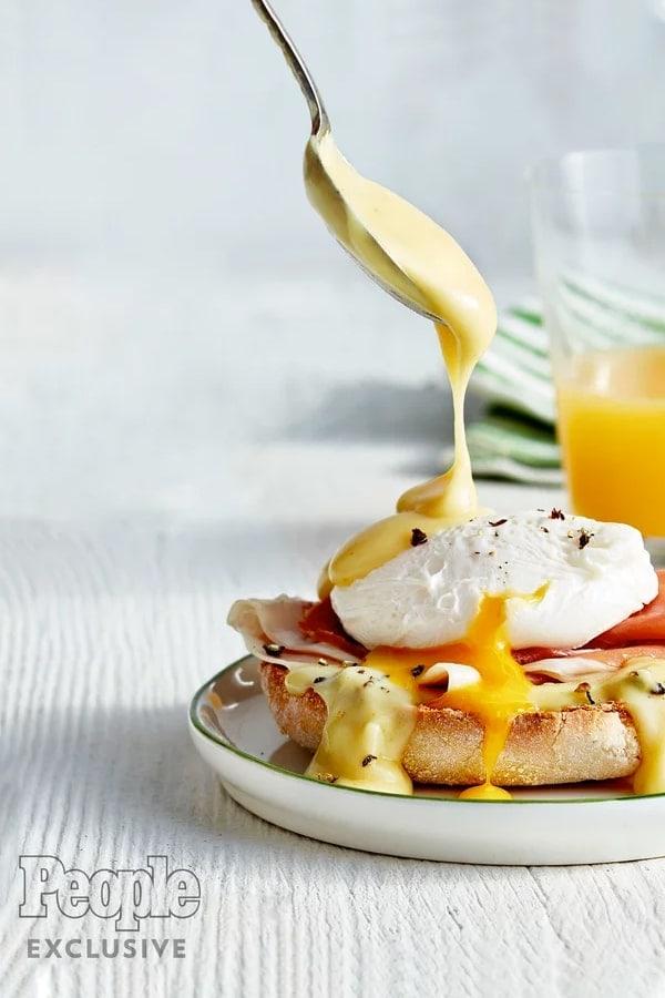 Gordon Ramsay's Eggs Benedict