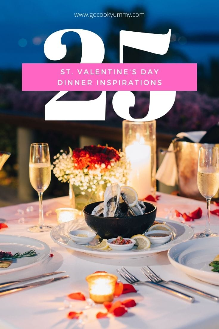 25 Awesome Ideas What to Cook for the Valentine's Day